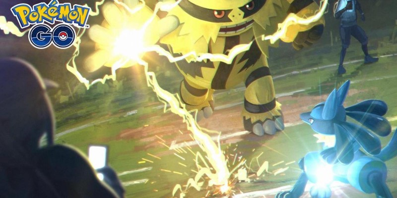 Niantic начала распространять обновление для Pokemon Go c PvP-битвами Trainer Battles