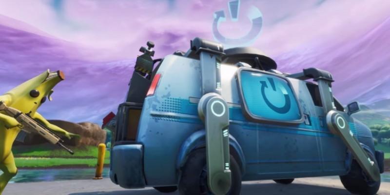 В Fortnite появится«Фургон возрождения», как в Apex Legends