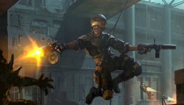 Классическая серия шутеров Marathon от авторов Halo и Destiny обновилась для современных iOS-устройств
