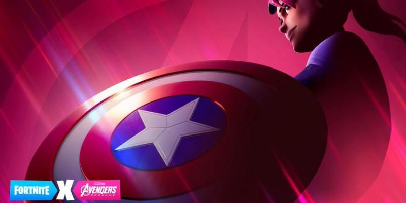 «Мстители» посетят Fortnite в новом кроссовере