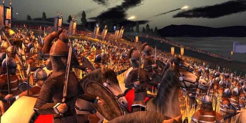 Завтра состоится релизRome: Total War – Barbarian Invasion, на Android — летом