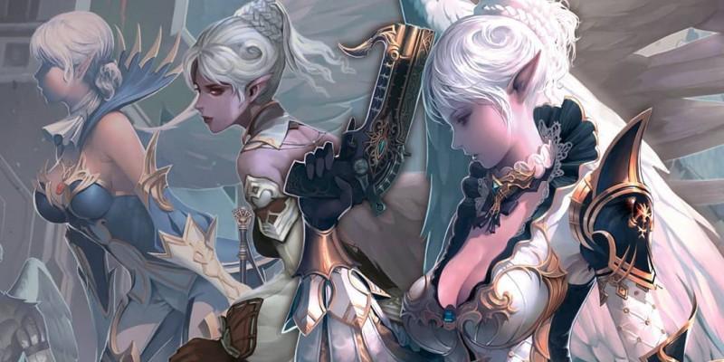В корейской версии MMORPG Lineage 2: Revolution появилась новая раса Камаэль