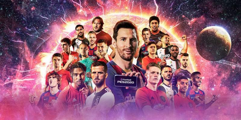 Вышло обновление для футбольного симулятора eFootball PES 2020, запуск 24 октября
