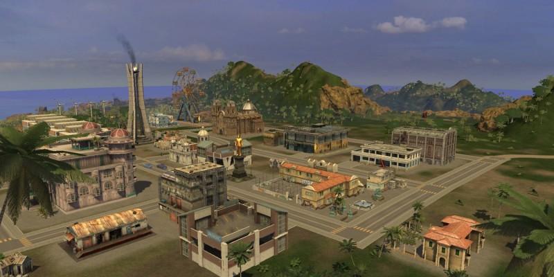 Для Tropico вышло бесплатное дополнение Absolute Power с 10 новыми миссиями и другим контентом