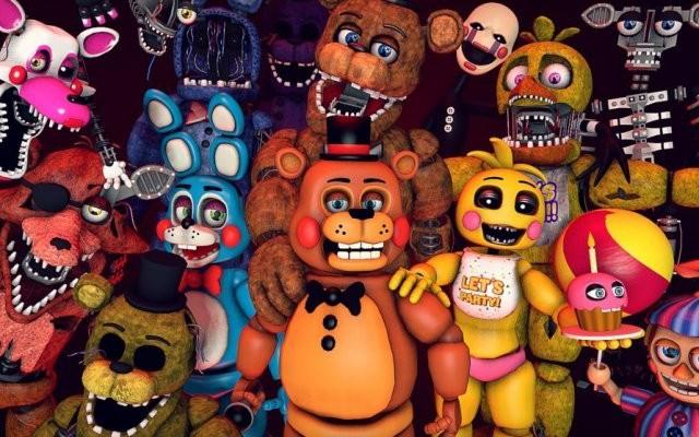 ДляFive Nights at Freddy's 2 вышло бесплатное обновление с массой улучшений