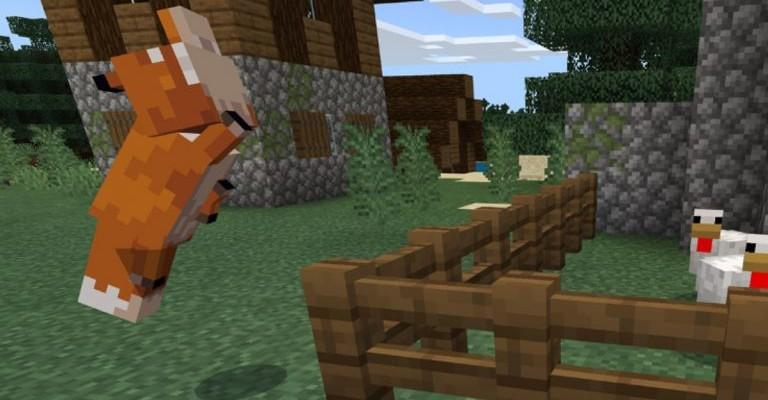 Для Minecraft вышло крупное обновление с редактором персонажа