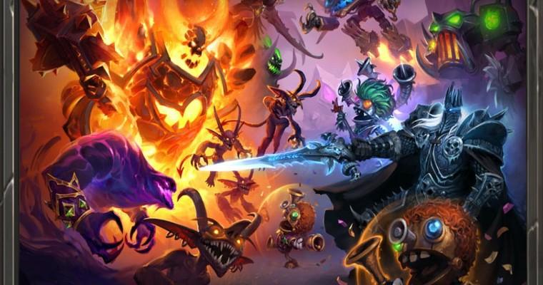 Автобатлер от Blizzard: в Hearthstone появится новый режим «Поля сражений»
