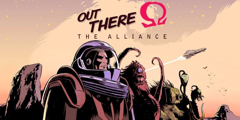 Завтра для мобильных версий Out There выйдет обновление The Alliance