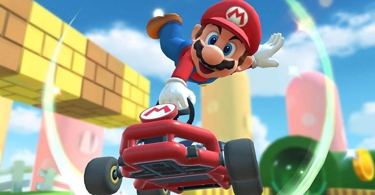 Бета-тест мультиплеера в Mario Kart Tour уже доступен для всех