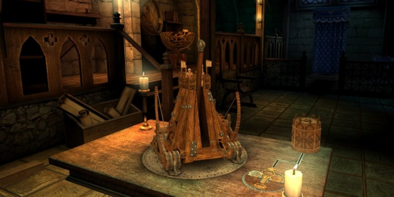 Для головоломкиThe House of Da Vinci 2 вышло обновление с русской локализацией