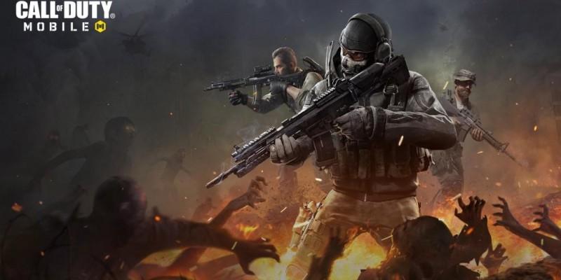 25 марта из Call of Duty: Mobile уберут зомби-режим