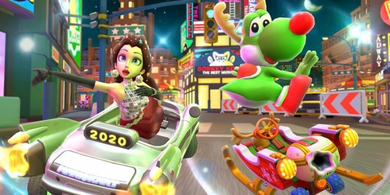 Мультиплеер в Mario Kart Tour доступен для всех