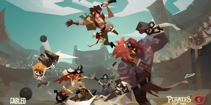 Для карточного рогалика Pirates Outlaws вышло крупное расширение Fabled