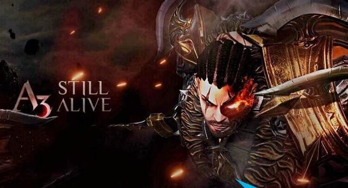 Геймплей и ответы на вопросы о королевской битве в MMORPG A3: Still Alive