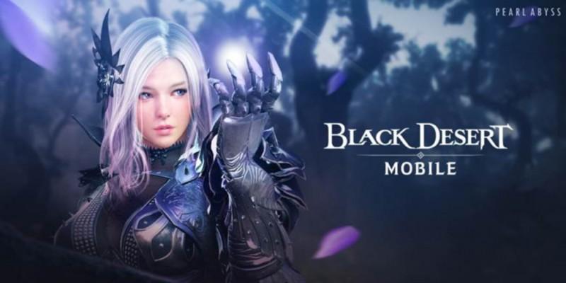 В MMORPG Black Desert Mobile появился новый класс — Темный рыцарь