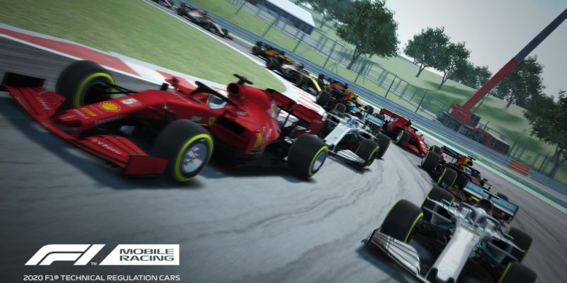 В мае для гонки F1 Mobile Racing выйдет обновление с сезоном 2020