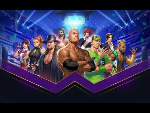 В файтинге The King of Fighters ALLSTAR прибыли бойцы WWE