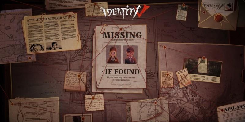 Для асимметричного хоррора Identity V анонсированы новая карта, режим и персонажи