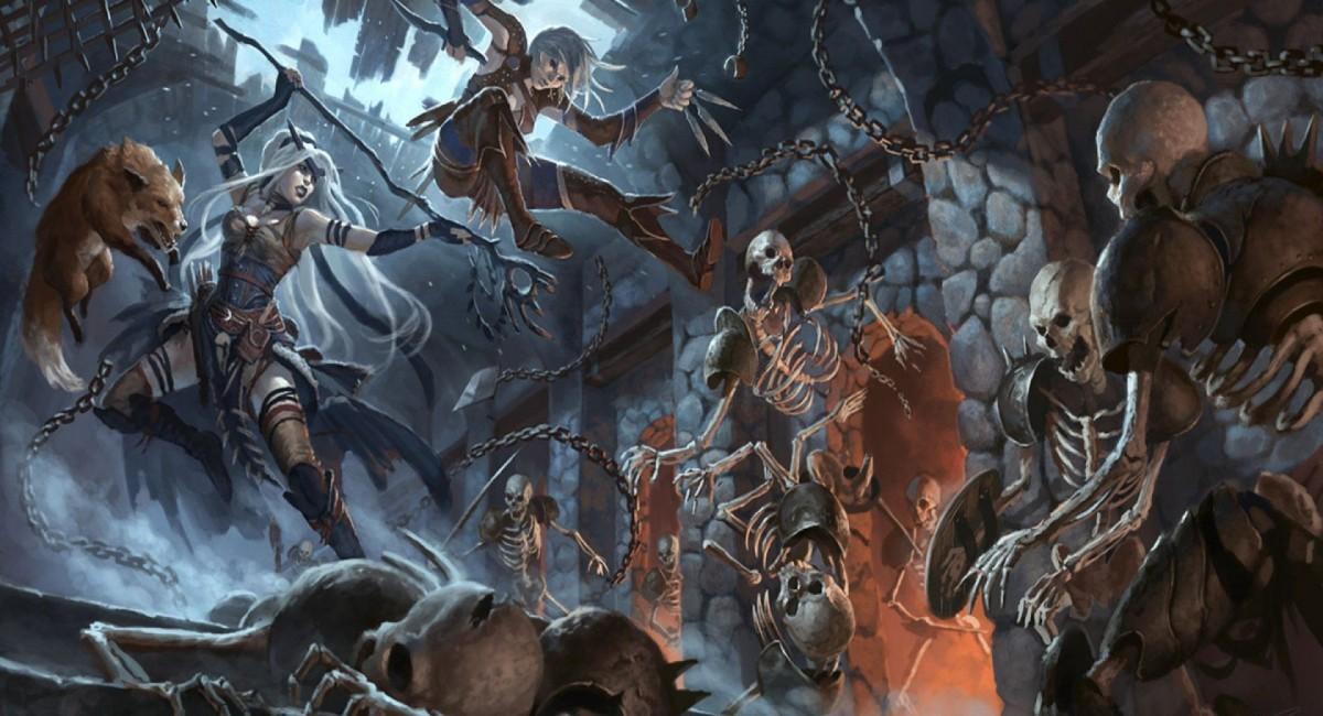 Первый взгляд: новое RPG-приключение Dungeon Fantasy на мобильных устройствах