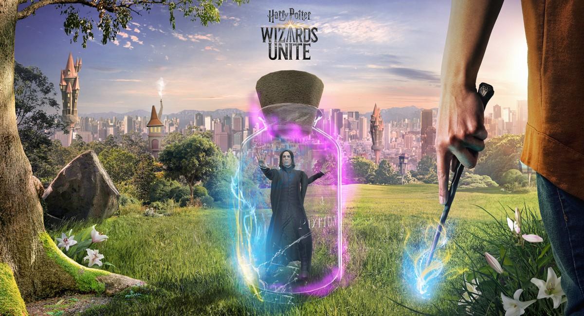 Скоро в Harry Potter: Wizards Unite появится новая тренировка, уроки и заклинания
