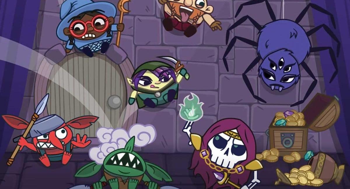 Для RPG-пинболаRoundguard выйдет обновление Treasure Hunter