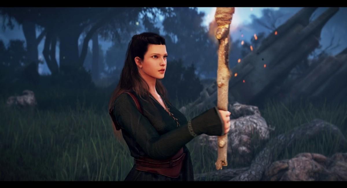 В MMORPG Black Desert Mobile началось событие с сериалом Проклятая от Netflix