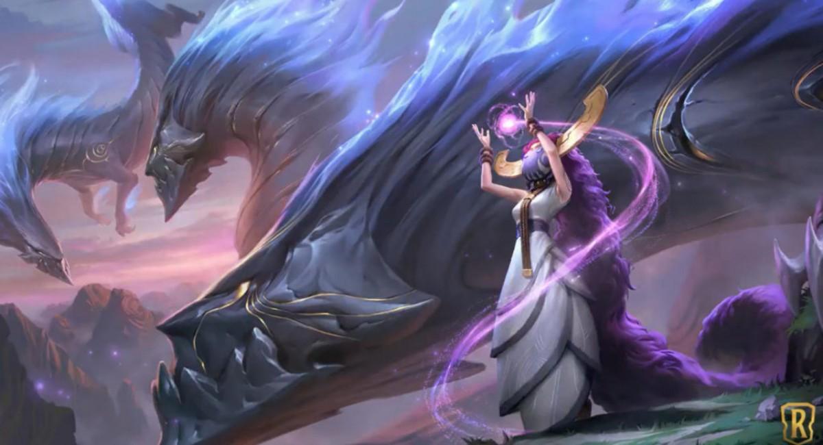 Для ККИ Legends of Runeterra вышло дополнение Зов Горы