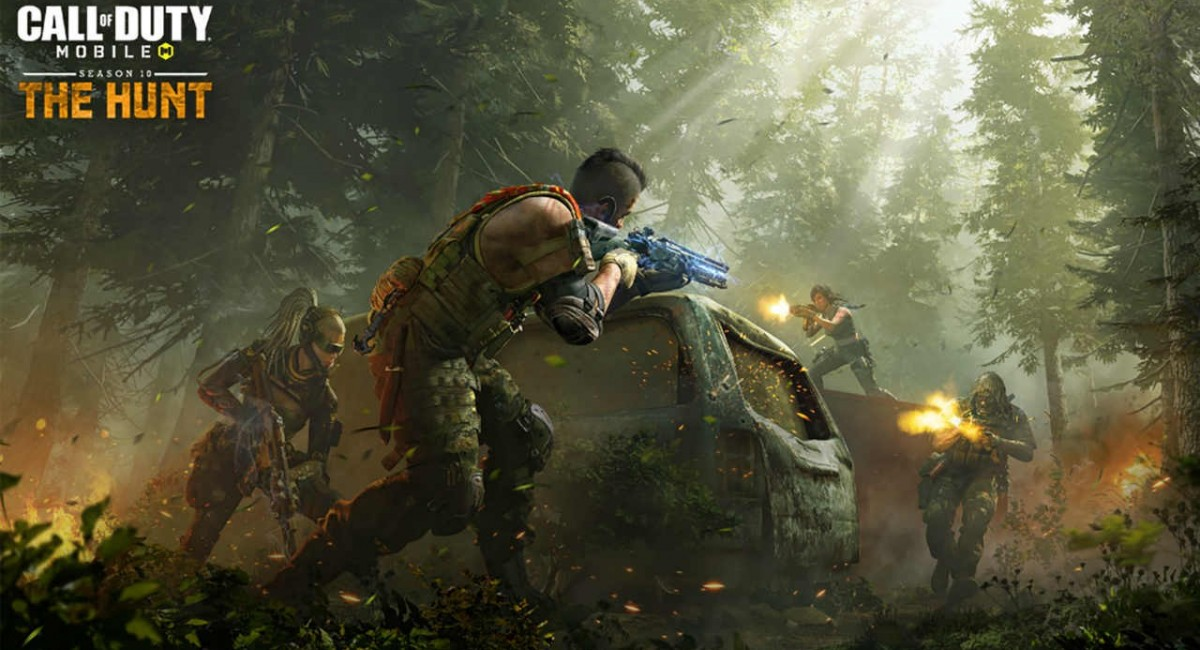 Начался 11 сезон в Call of Duty: Mobile: новая карта, игровой режим и боевой пропуск
