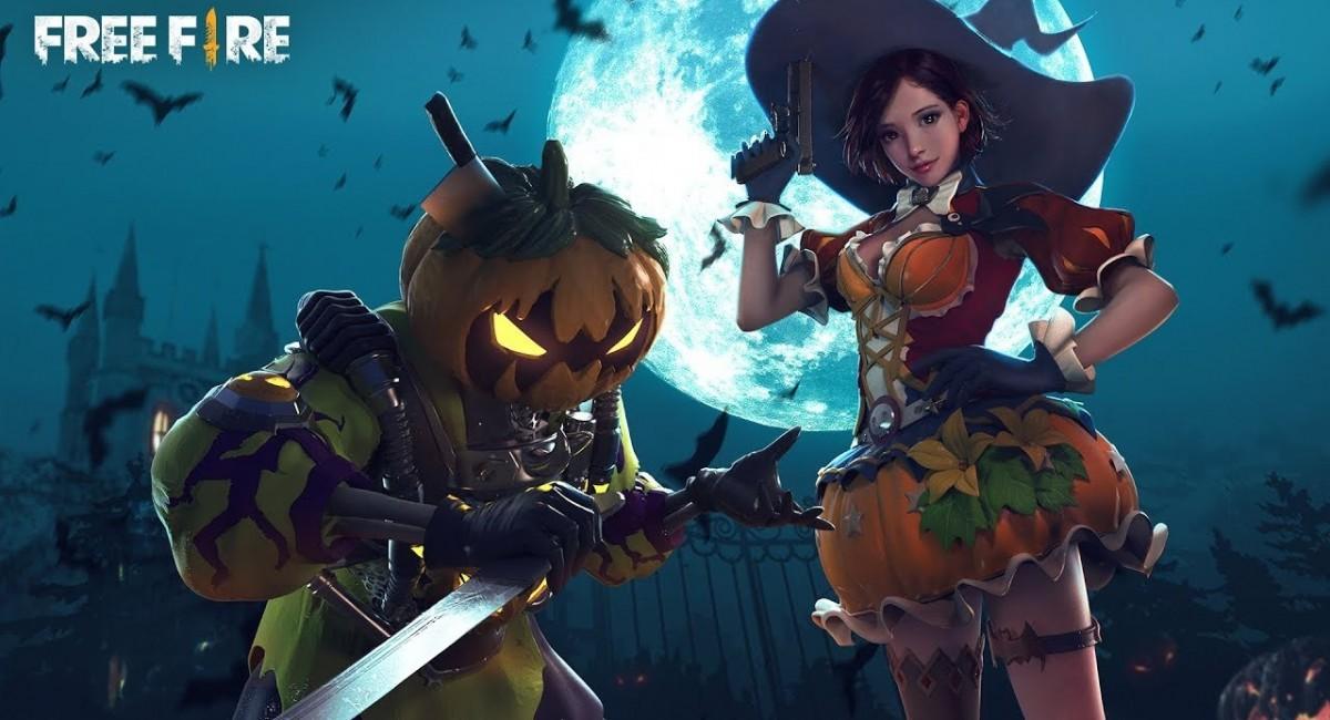 Halloweek — в Garena Free Fire началось празднование Хэллоуина