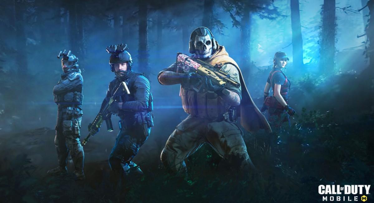 Под покровом ночи: стартовал 12-й сезон в Call of Duty Mobile: ночной режим, новая карта и зомби