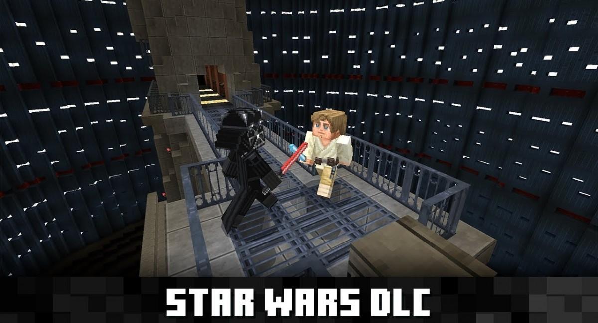 Империя наносит ответный удар: В Minecraft добавили дополнение Star Wars