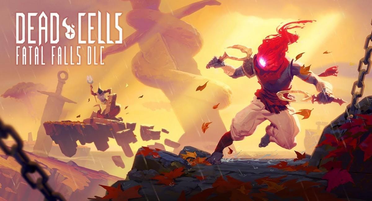 Dead Cells перешла отметку в 3,5 млн проданных копий, дополнение Fatal Falls выйдет в начале 2021