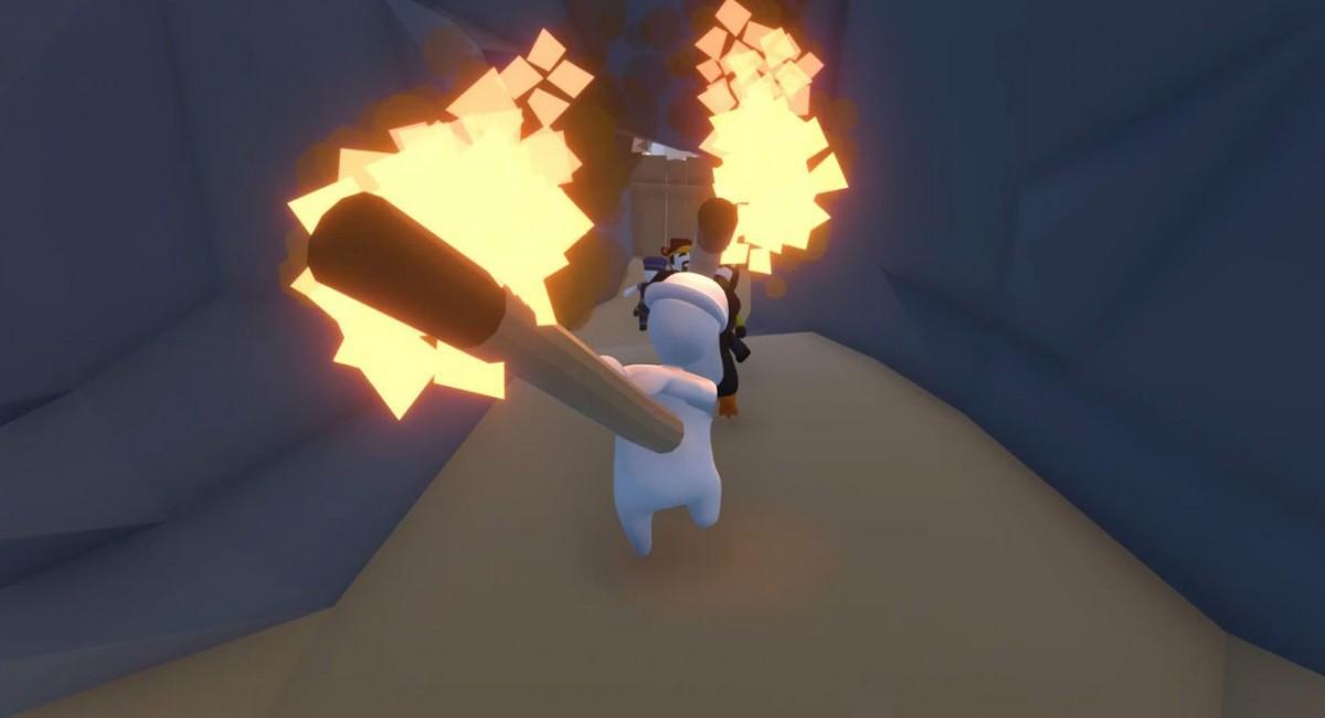 В весёлой игре Human: Fall Flat появились бесплатные уровни Thermal и Factory