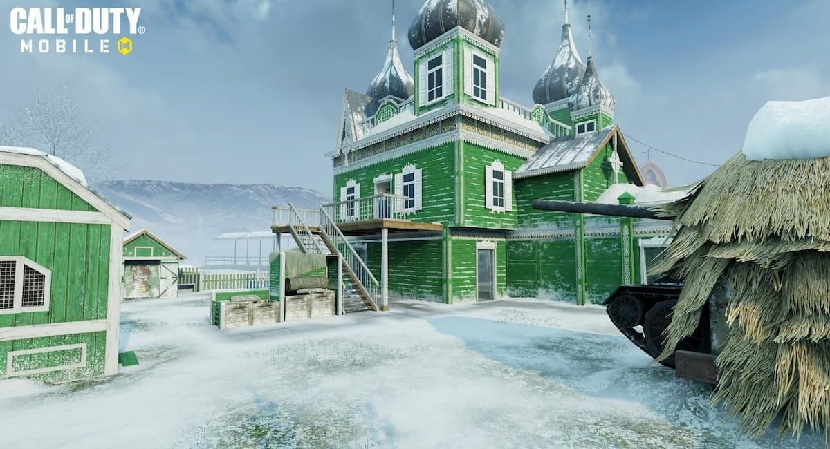 Начался 13 сезон Call of Duty Mobile — заснеженная карта Nuketown Russia и новый режим