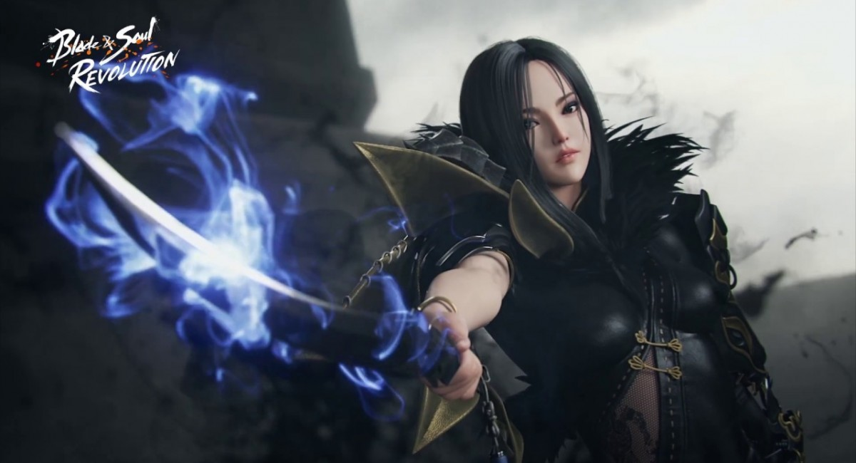 В MMORPG Blade & Soul Revolution пришла чернокнижница и стартовал новый ивент