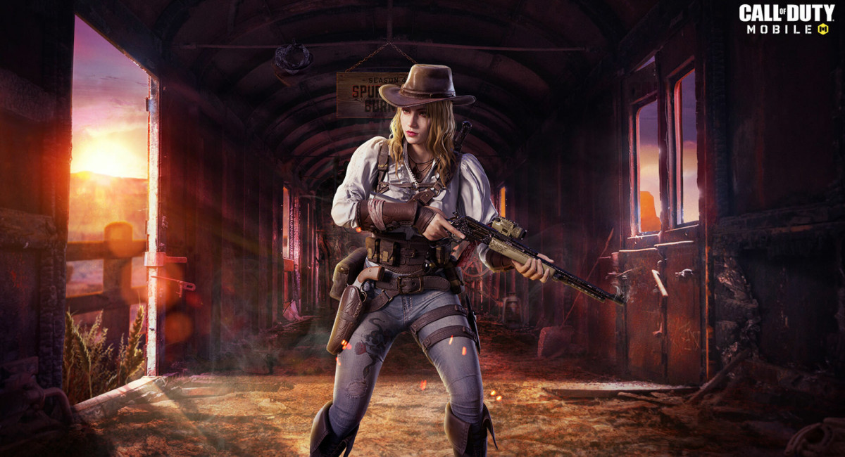 Завтра стартует 4 сезон Call of Duty: Mobile, что нового добавила Activision и при чём здесь Дикий Запад?