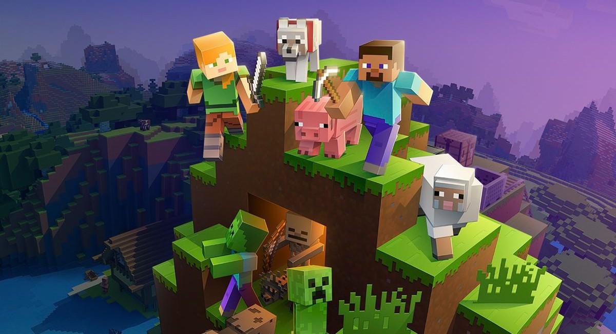 Скачать Minecraft 1.17 на Android бесплатно