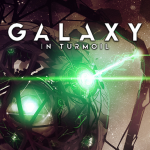 Galaxy in Turmoil