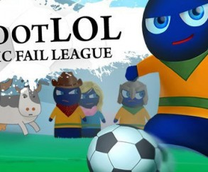 FootLOL: Epic Fail League - веселый футбол