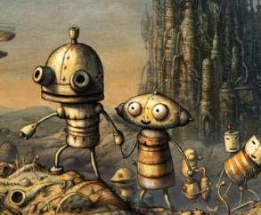 Версия Machinarium для iPhone выходит 17 октября