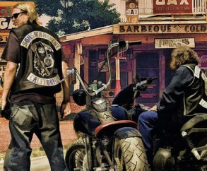 Sons of Anarchy: The Prospect - плохие парни уже в App Store