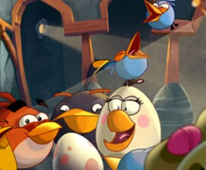 Angry Birds Under Pigstruction или Angry Birds 2?