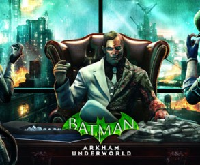 Batman: Arkham Underworld – микс комиксов DC с Clash of Clans