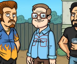 Игра по сериалу Trailer Park Boys: Greasy Money выходит 20 апреля