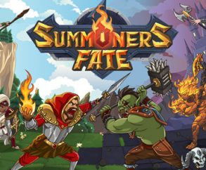 Инди-разработчик создал свою тактику, с подземельями и покером – Summoners Fate
