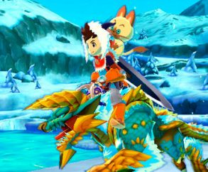 Capcom запустил в Японии Monster Hunter Stories на iOS и Android