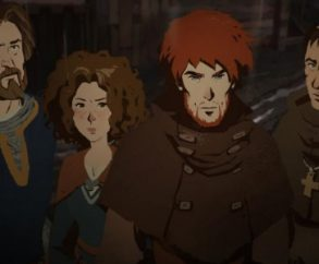 Point-and-click приключение Ken Follett's The Pillars of the Earth выйдет на iOS 4 апреля