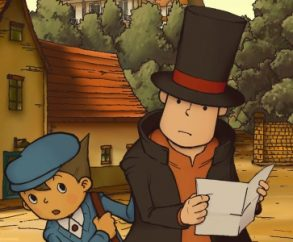 Классика с Nintendo DS Professor Layton and the Curious Village выйдет на iOS и Android
