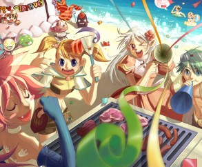 Tencent будет издавать Ragnarok Online: Love At First Sight - новую MMORPG от Dream²