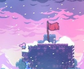 Mountain Climber: Frozen Dream - атмосферный платформер, вдохновленный успешной Celeste